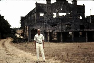 Corregidor, ruins & me