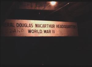 Corregidor tunnel