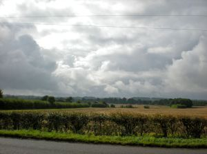 English Clouds - Albert Road