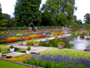 Kensington Gardens July