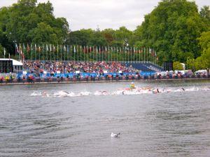 Swimmers Triathlon