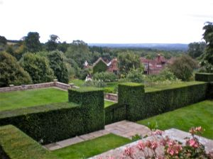 View over Weald of Kent