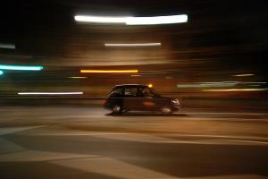 Speeding Cab 1