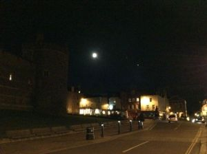 Windsor Full Moon