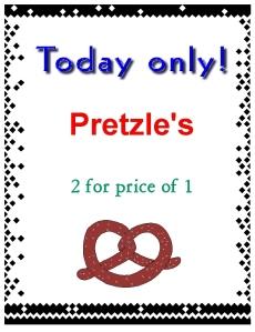 Pretzel Sign